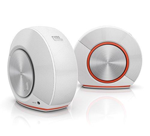 JBL PEBBLES Bus Powered Speaker USB BAC Internal JBLPEBBLESBLKJN [Domestic Authorized Good] whites