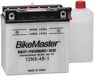 BikeMaster Conventional Battery 12N9-4B-1 for Honda CM200T Twinstar 1981-1982