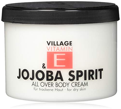 Village 9506-02 Jojoba Spirit Body Cream 500ml mit Vitamin E