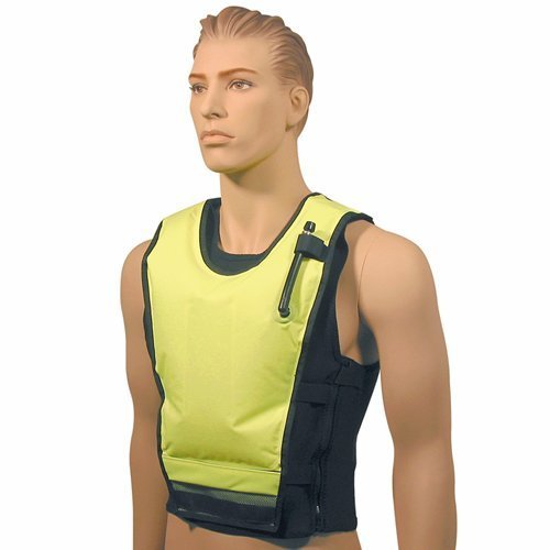 Scubapro Cruiser Snorkeling Vest, Black/Yellow -...