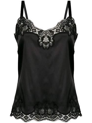 DOLCE E GABBANA Luxury Fashion Damen O7A00TFUAD8N0000 Schwarz Seide Unterwäsche & Bademode | Frühling Sommer 20