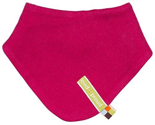 loud + proud loud + proud Baby-Unisex Halstuch Fleece Schal, Blau (Midnight Mi), One Size