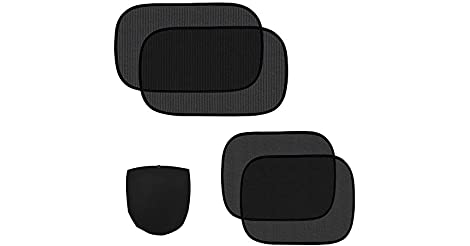 4 Pack ZATAYE Car Side Windows Sunshade only $3.90