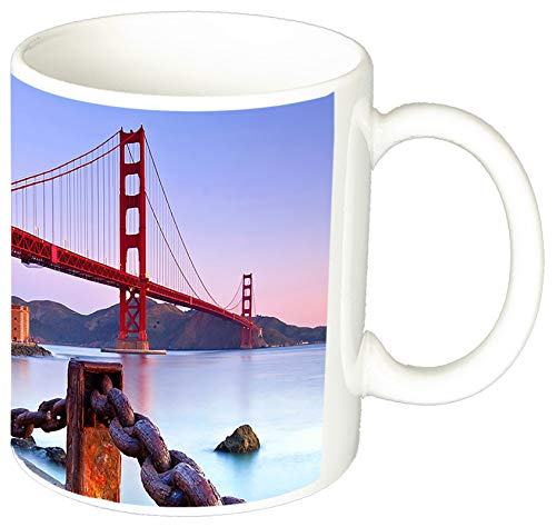 MasTazas Puente Golden Gate Bridge California San Francisco E Tasse Mug