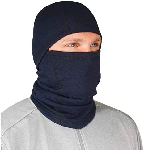Ergodyne 16848 Winter Balaclava Fire Resistant FR Compliant Meets ASTM F1506 NFPA 2112 N Ferno product image