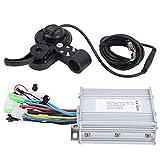 DAUERHAFT Controlador de Bicicleta eléctrica de Alta robustez LH100 60V Resistente al Desgaste Controlador de Velocidad de Bicicleta eléctrica, para Entretenimiento en el hogar(450W)