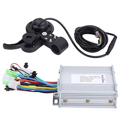 Controlador de bicicleta eléctrica de alta robustez con selector de pulgar LCD, para entrenamiento de competición(450W)