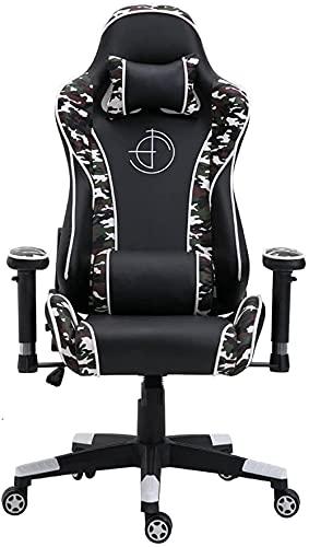 XKun Silla de juego silla de computadora de oficina
