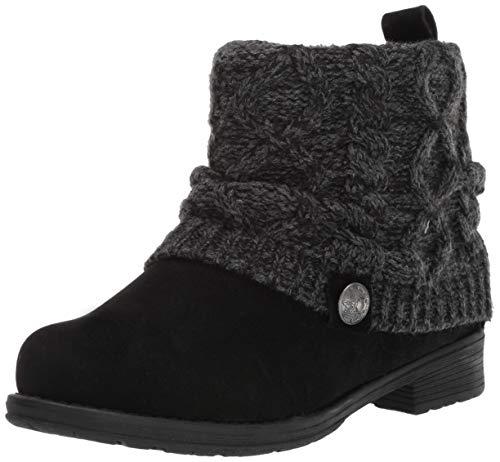MUK LUKS Women's Pattrice Boots - Black