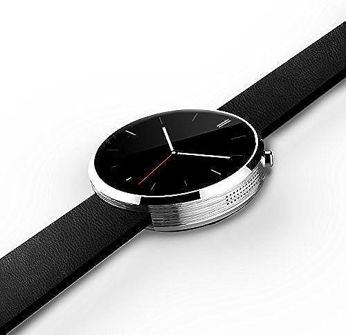 Montre Bracelet Intelligente Etanche pour Sports et Loisirs - Argent