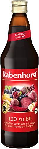 Rabenhorst 120 zu 80 BIO, 6er Pack (6 x 700 ml)