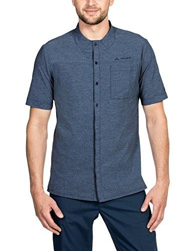 VAUDE turifo T-Shirt Chemise L Bleu Fjord