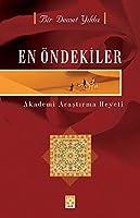 En Öndekiler 9752781608 Book Cover