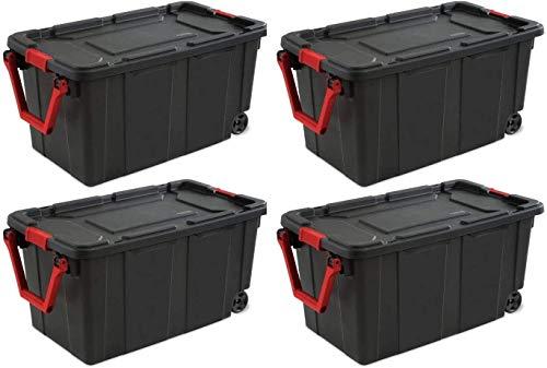 Best storage bins wheels
