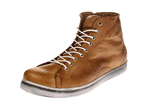 Andrea Conti 0341500100 - Damen Schuhe Sneakers Freizeitschuhe - Brandy, Größe:40 EU