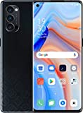 OPPO Reno4 Pro - 12GB + 256GB Snapdragon 765G 6.55 inch 4000mAh 48MP Camera Sim Free Android 10 Smartphone- Black