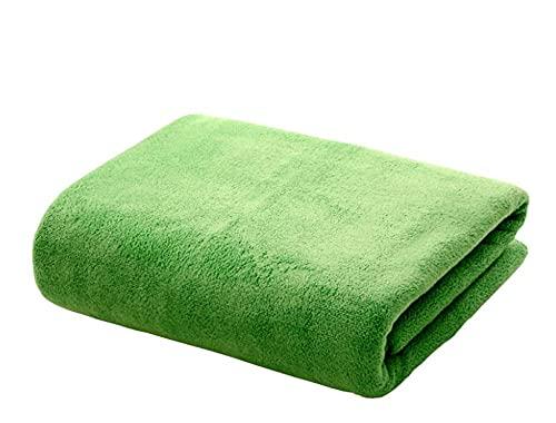 Paño De Limpieza Verde,Paños De Limpieza De Microfibra Sin Pelusa para Lavar Y Quitar El Polvo, Accesorios De Limpieza (Paquete De 5)