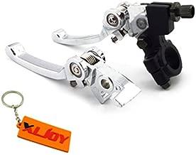 XLJOY Folding Brake Clutch Lever for Chinese 110cc 125cc 140cc CRF50 SSR Dirt Pit Bike