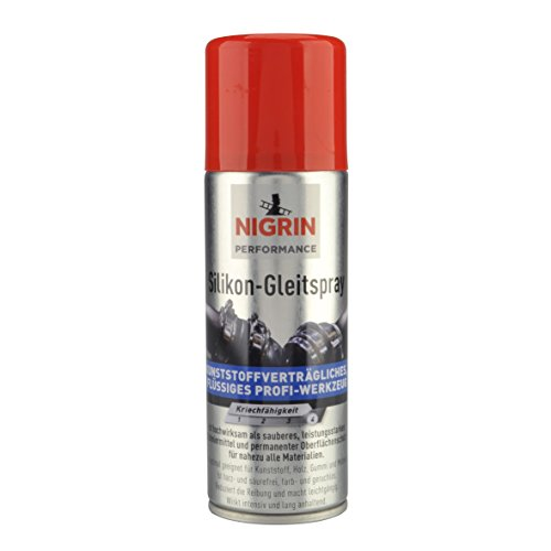 NIGRIN 74039 HyBrid Silikon- Gleitspray 200 ml