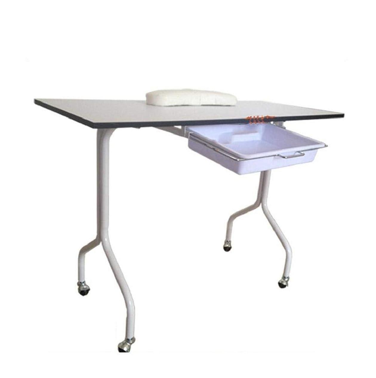退院どきどき部屋を掃除するネイルテーブルポータブルマニキュアテーブルベントネイルデスクワークステーションサロンスパネイルリストレストアートビューティーサロンツール