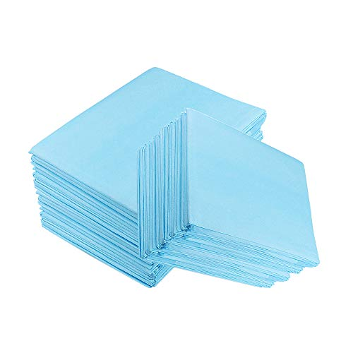 """Disposable Underpads(10 Pads)31""""x36"""" Waterproof Incontinence Bed..."""