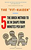 The Fit-Kaizen: The brick method to be in shape from 5 minutes per day (English Edition)