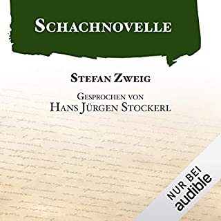 Schachnovelle cover art