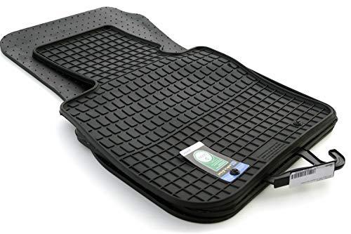 kh Teile Gummimatten BMW X1 (F48) Original Qualität Fußmatten Automatte 4-teilig schwarz