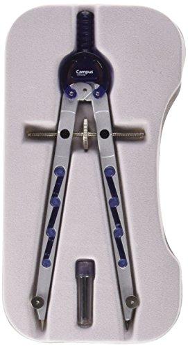 Makro Paper BK-308 - Compás micrométrico, azul