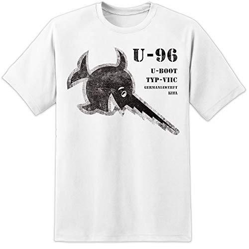 gj Das Boot Tshirt U-96 German U Boat Movie Submarine WW2 War Laughing Sawfish