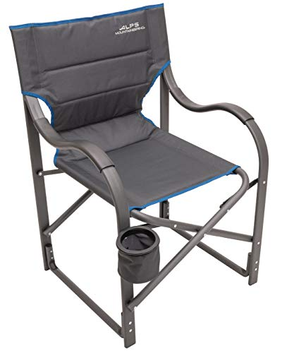 ALPS Mountaineering Camp Chair, Steel Blue, 8111102