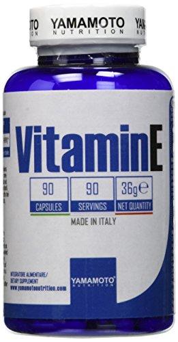 Vitamin E integratore alimentare di Vitamina E 90...