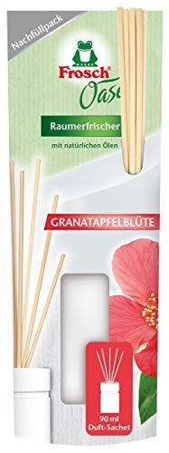 Frosch Oase Granatapfelblüte 90 ml Nachfüllpack, 4er Pack (4 x 0.09 l)