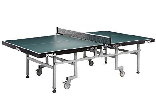 JOOLA Unisex– Erwachsene 3000 Sc Tischtennisplatte, Grün, 274х152,5х76