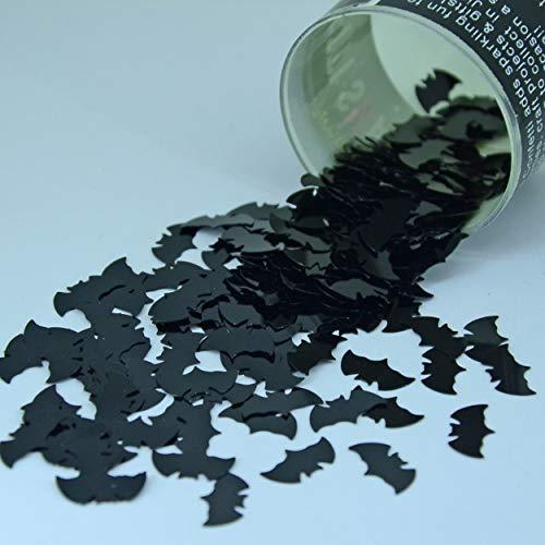 "Confetti Bat 1/2"" Black - Retail Pack #9385 QS0"