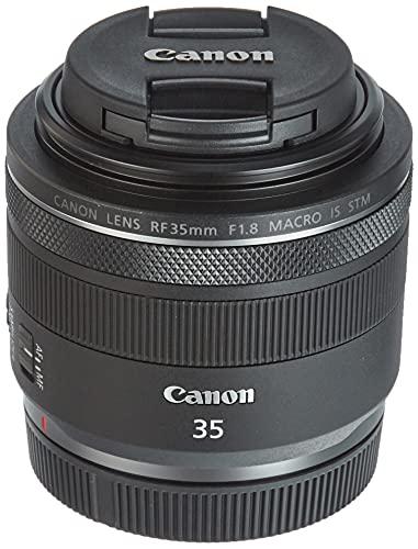 Canon RF 35mm F1.8 Macro IS STM MILC Obiettivi macro Nero