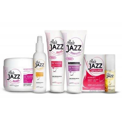 Hair Jazz Set - Beschleunigt das Wachstum Ihrer Haare!
