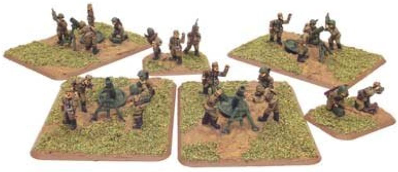 Soviet  Heavy Mortar Company by Battlefront Miniatures