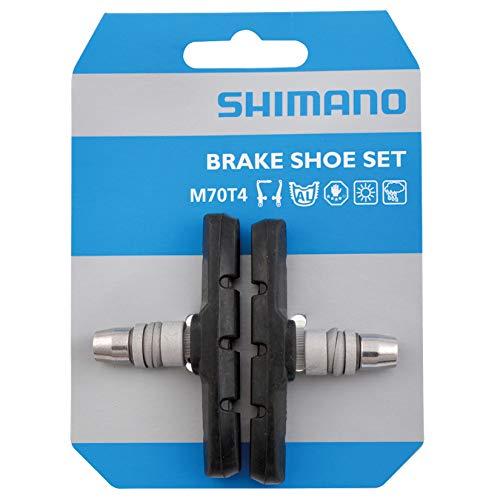 Shimano Bremsschuhsatz M70T4, schwarz