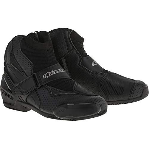Alpinestars SMX-1 R Vented Boots (41) (Black)