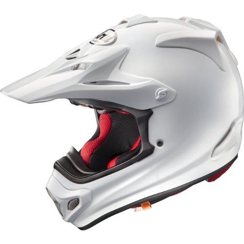 アライ(Arai) バイクヘルメット オフロード V-CROSS4 白 57-58cm