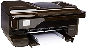 HP OfficeJet 7612 Wide Format All-in-One Printer with Wireless & Mobile Printing HP Instant Ink or Amazon Dash Replenishment Ready  G1X85A
