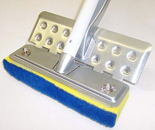 D.Q.B Industries 461910606 06106 Hinge Style Sponge Mop