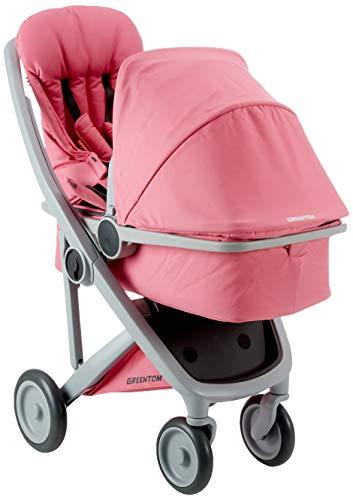 Greentom A + B + C + D grijs-roze V16 unisex - Baby Buggy