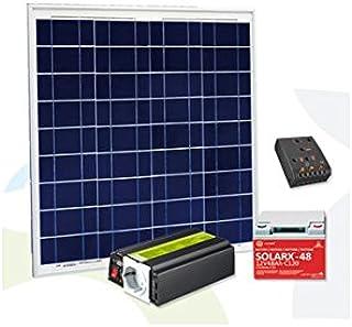 XUNZEL - Pack Solar Ebox3001Sb 44Ah C/Bateria: Amazon.es ...