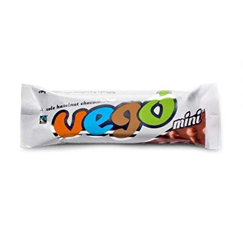 Vego | Mini Whole Hazel Chocolate Bar | 12 x 65g