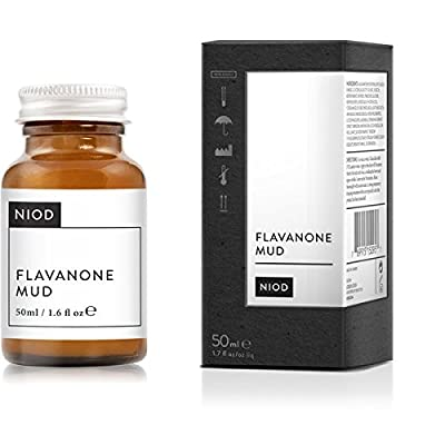 NIOD Flavanone Mud Mask 50ml, allowing you to experience restored, rejuvenated skin with revived radiance and improved texture. from DECIEM