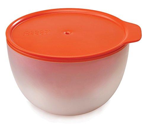 Joseph Joseph Microwave Ciotola, Plastica, Rosso, 0.5 Litri