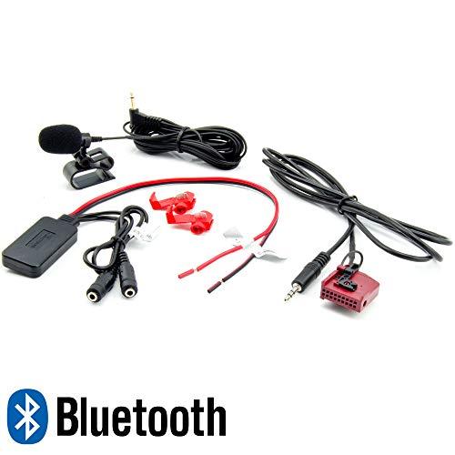 WATERMARK Vertriebs GmbH & Co. KG Bluetooth AUX Adapter Mercedes W168, W203, W208, W209, W211, W163, W164, R170 COMAND 2.0 Radio MP3 SPOTIFY FREISPRECHEN TELEFONIEREN