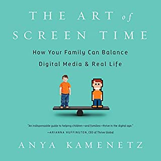 The Art of Screen Time audiobook cover art